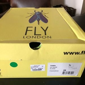 Fly London Yama suede boots